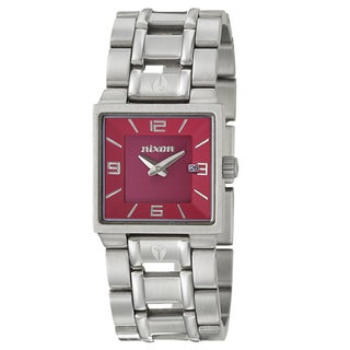 Nixon Women's 'The Union Square' Stainless Steel Quartz Watch