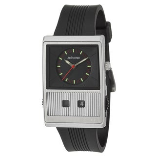 Nixon Men's 'The Score Pu' Polycarbonate Quartz Watch