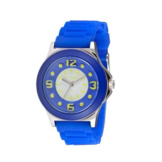 Adrenaline by Freestyle Blue Jelly Watch