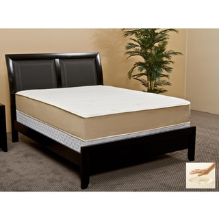 Rest Assure High Density 10.5-inch California King-size Memory Foam Mattress