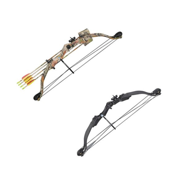 Youth Compound Bow Archery Set 25-pound 28-inch