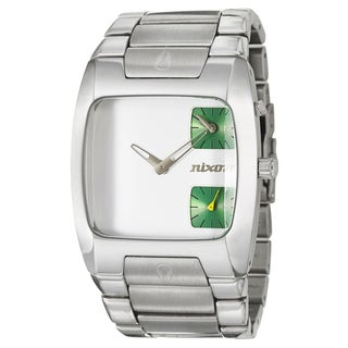 Nixon Men's 'The Banks' Stainless Steel Quartz Watch