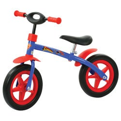 Superman Balance Bike