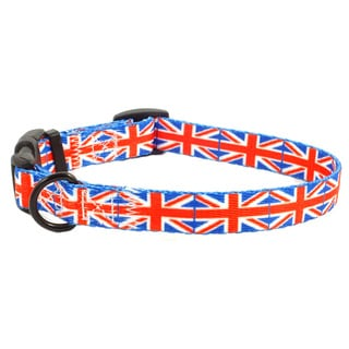 United Kingdom Flag Dog Collar
