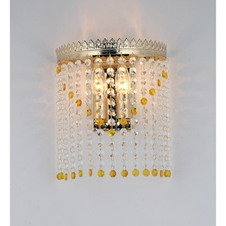 Dubai Crystal Wall Lamp