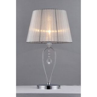 Chris Crystal Table Lamp