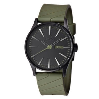 Nixon Men's 'The Sentry' Stainless Steel Quartz Watch