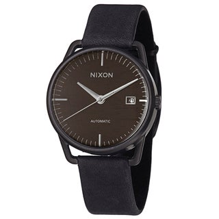Nixon Men's 'The Mellor' Stainless Steel Automatic Watch