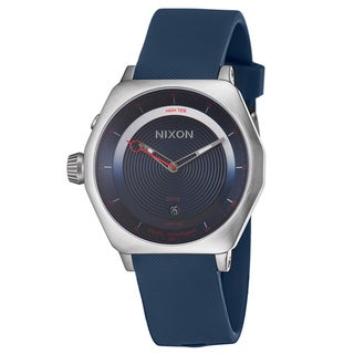 Nixon Men's 'The Decision' Stainless Steel Tide Watch
