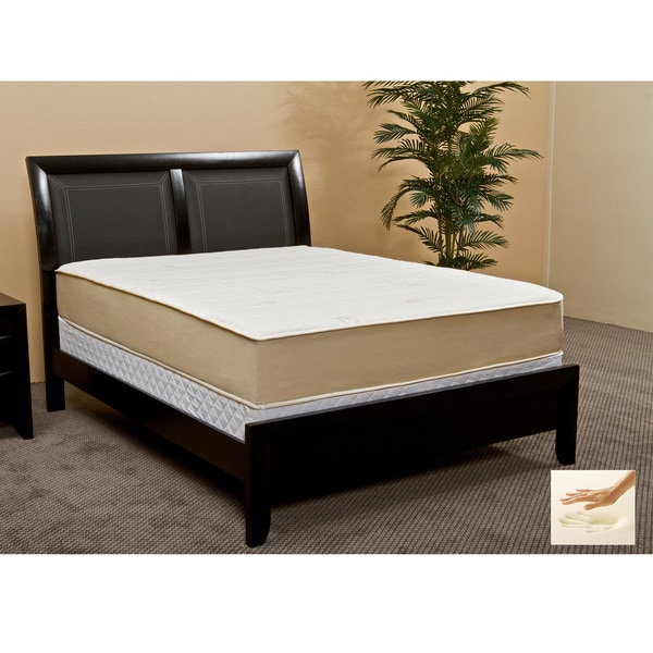 Rest Assure High Density 10.5-inch Full-size Memory Foam Mattress