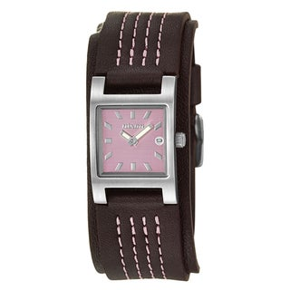 Nixon Women's 'The Trixie' Stainless Steel Quartz Watch
