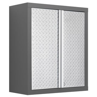 NewAge Products Bold Diamond Plate Wall Cabinet