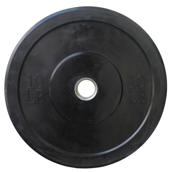 Valor Athletics 10-pound Olympic Bumper Plates BP-10 (Set of 2)