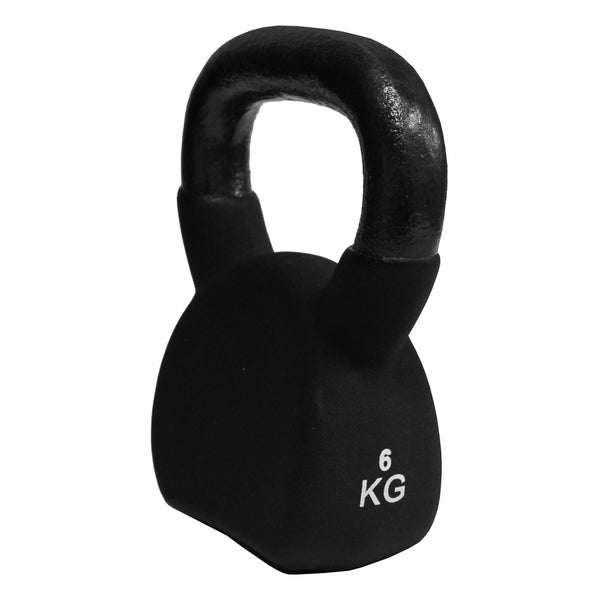 Neoprene Kettlebell 6kg (13.2 pounds)