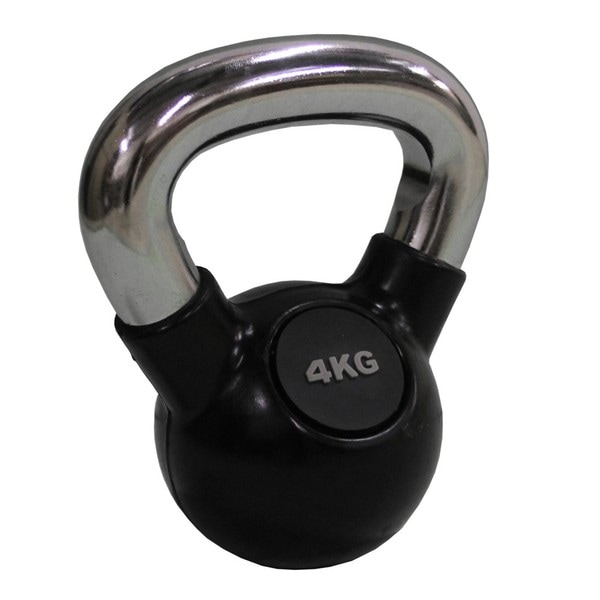 Chrome Kettlebell 4kg (8.8 pounds)