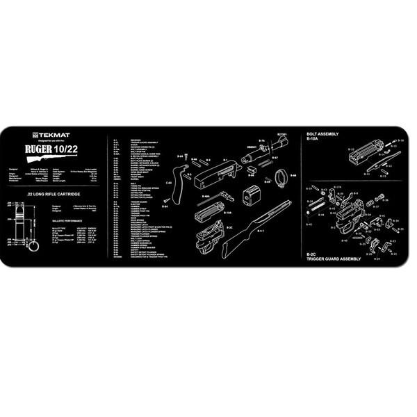 Tekmat Ruger 10-22 Long Gun Mat