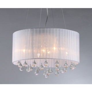 Spherical Crystal Chandelier