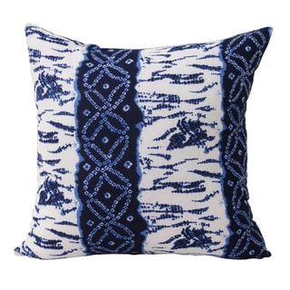 Mashu Bandini Ikat Decorative Pillow (India)