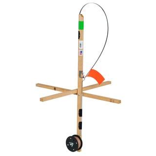 Frabill i2 ice fishing bib pant 16765564 for Ice fishing pole walmart