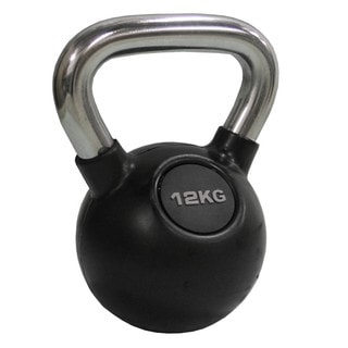 Chrome Kettlebell 12kg (26.4 pounds)
