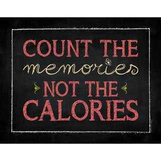 Stephanie Marrott 'Calories' Paper Print (Unframed)