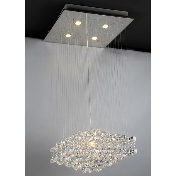 Maria Crystal Chandelier