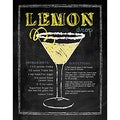 Stephanie Marrott 'Lemon Drop' Paper Print (Unframed)