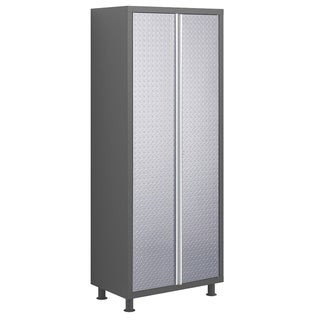 NewAge Products Bold Diamond Plate Series Locker Cabinet