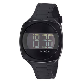 Nixon Men's 'The Dash' Polycarbonate Digital Watch