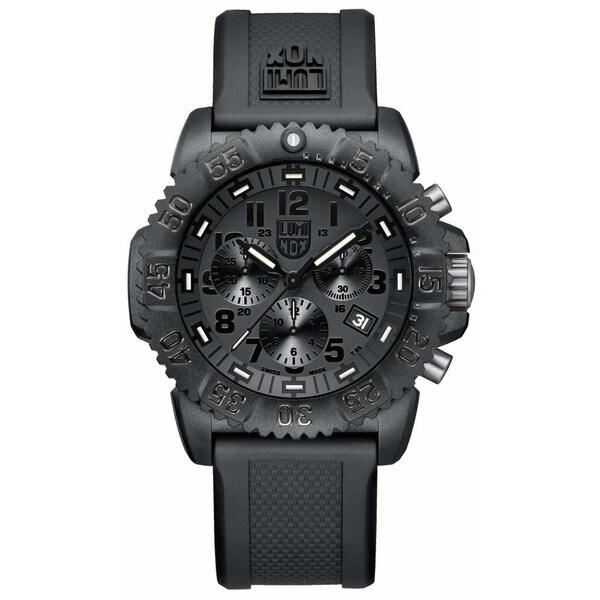 Luminox Men's Navy Seal Chronograph Watch