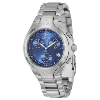 Nixon Women's 'The Starlet' Blue Dial Chronograph Watch
