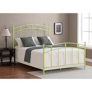 Pogo Full Size Limeade Finish Bed Frame