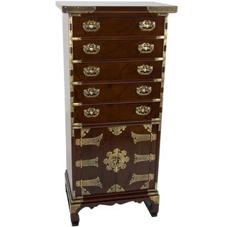 Korean Antique Style 5 Drawer Chest (Korea)