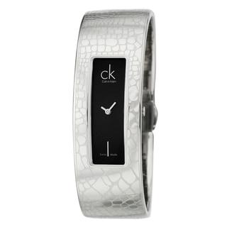 Calvin Klein Women's 'Instinctive' Stainless Steel Swiss Quartz Watch