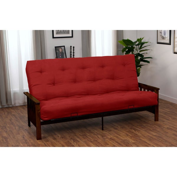 Provo Queen Size With Inner Spring Futon Sofa Sleeper Bed 15567801