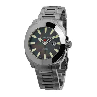 Android Stainless Steel Parma 9015 Automatic Watch