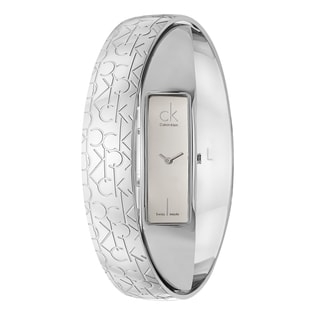 Calvin Klein Women's 'Element' Stainless Steel Swiss Quartz Watch