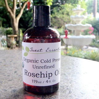 Pure USDA Certified Organic Unrefined Rosehip Oil - Imported From Chile