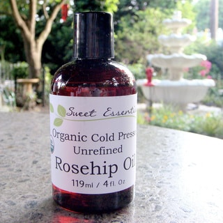 USDA Certified Organic Unrefined Rosehip Oil