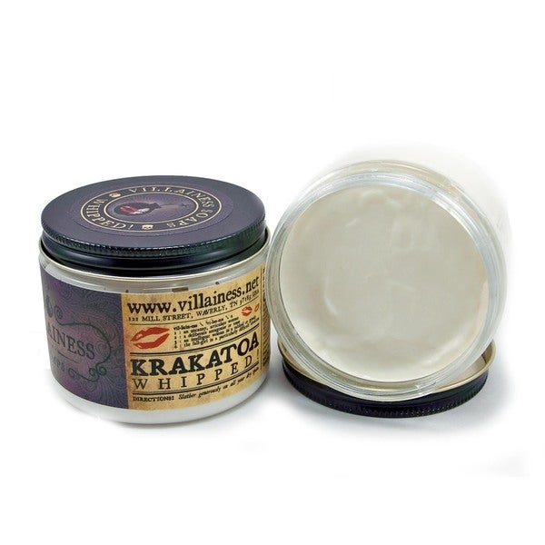 Villainess Krakatoa Body Cream Lotion
