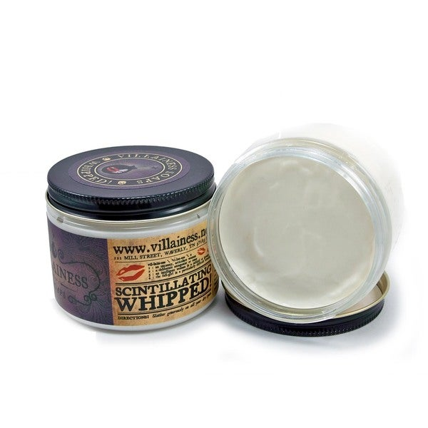 Villainess Scintillating Body Cream Lotion