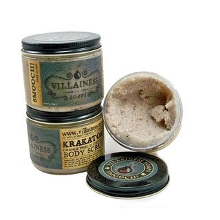 Villainess 'Smooch!' Krakatoa Body Scrub