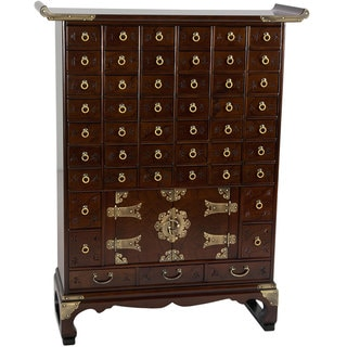 Korean Antique Style 49 Drawer Apothecary Chest (Korea)