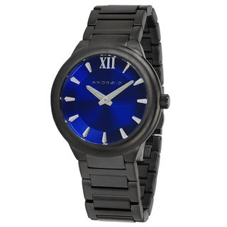 Android Stainless Steel Blue Dial Radius Grand Watch