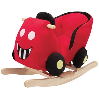 Red Car Rocker
