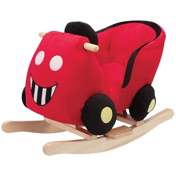 Red Car Rocker