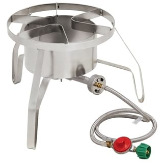 Bayou Classic Stainless Steel High Pressure Cooker