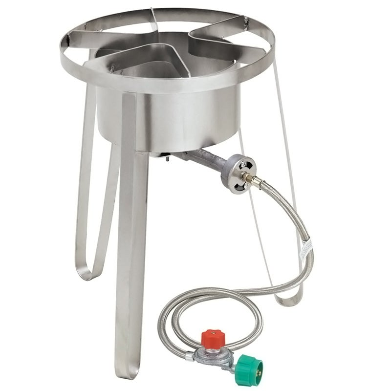 Bayou Classic Stainless Steel High Pressure Propane Cooker at Sears.com