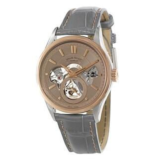 Armand Nicolet Men's 'L08' 18k Rose-gold Swiss Manual Watch