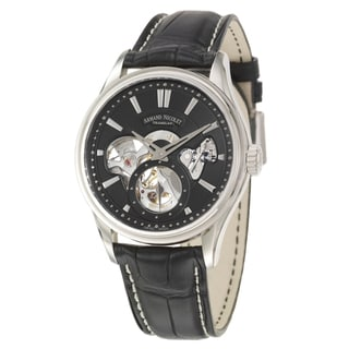 Armand Nicolet Men's 'L08' Swiss Manual Watch